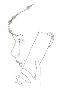phone call sally exp light sketch