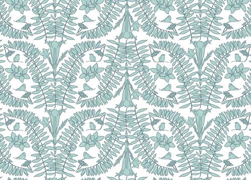 rowan and gentian pattern emma russell