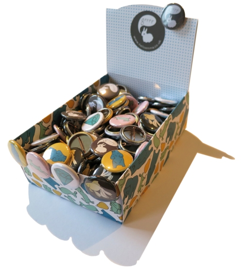 badge box