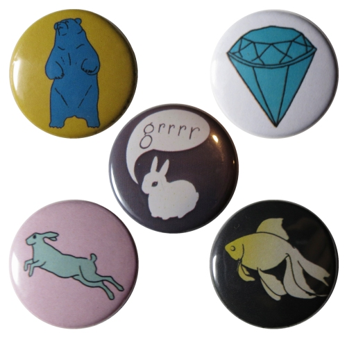 badges five