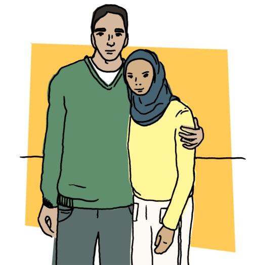 youngish couple
