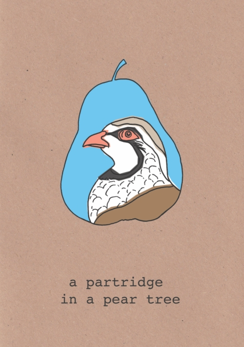 one partridge