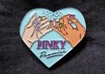 pinky-badge